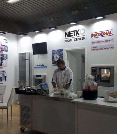 Εκθέσεις NETKO Profi Center